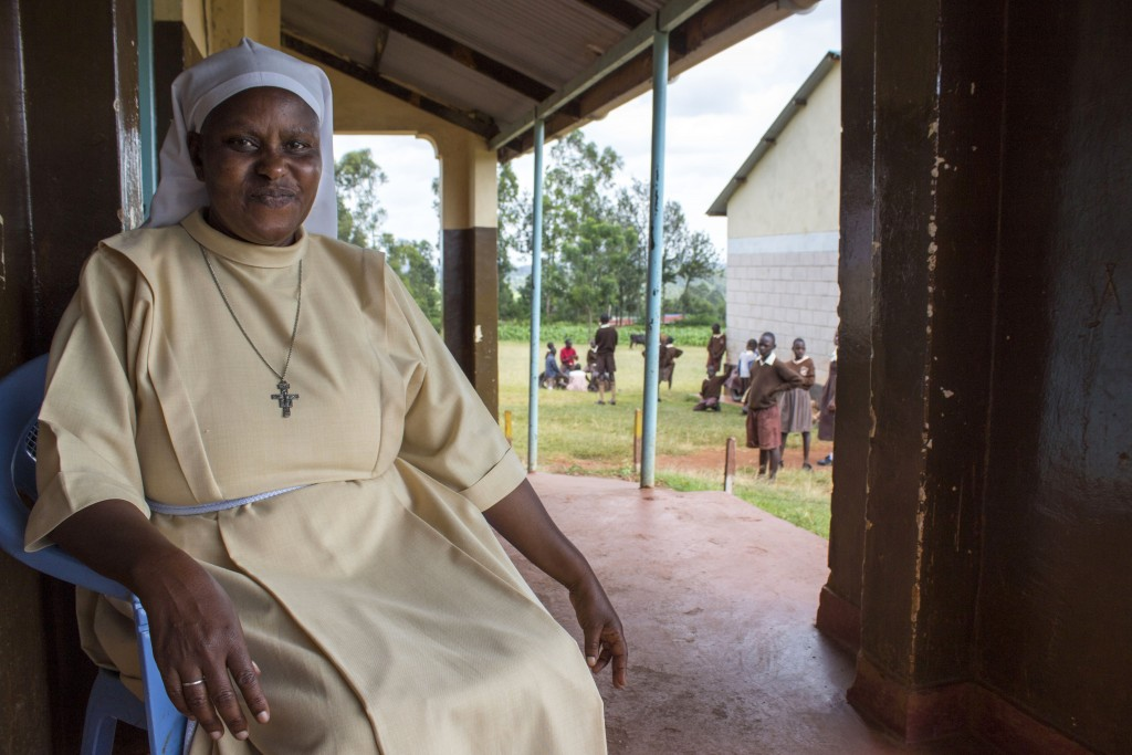 Sestra Jane je školskou sociálnou pracovníčkou.