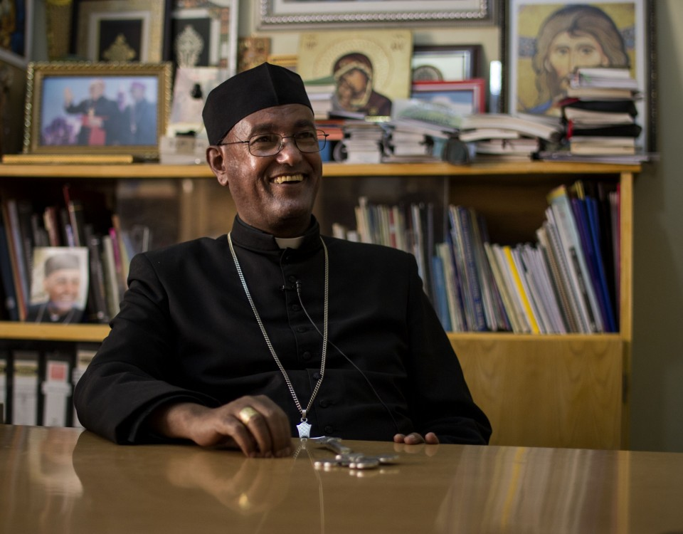 3 Biskup z Adigratu