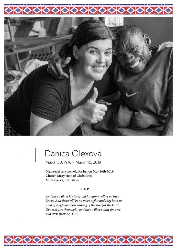Danica memorial service