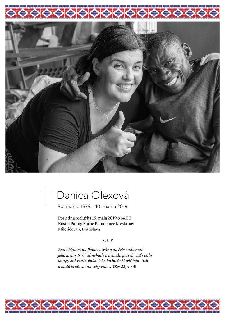 Rozlúčka s Danicou