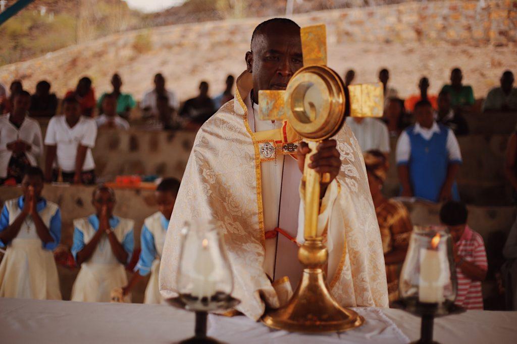 Biskup Dominic Kimengich
