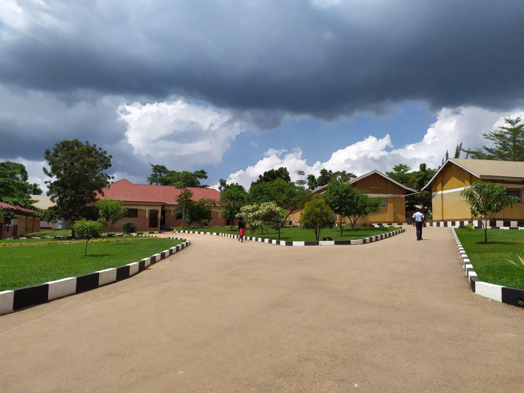 Areál strednej školy sv. Cypriana