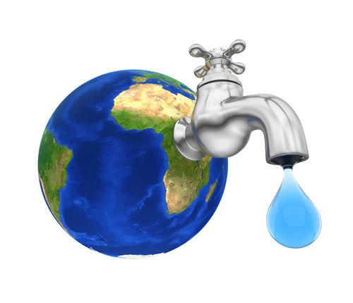 Kohútik s vodou
