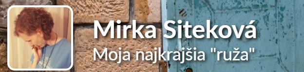 vyzva Mirka Sitekova